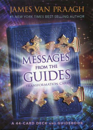James Van Praagh - Messages from the Guides Transformation Cards